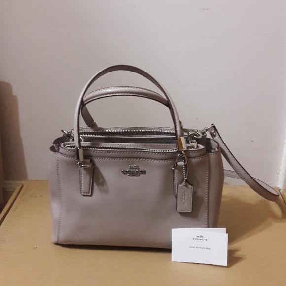 0d2a40e9d5 Coach Bags | Authentic Madison Mini Christie Carryall | Poshmark